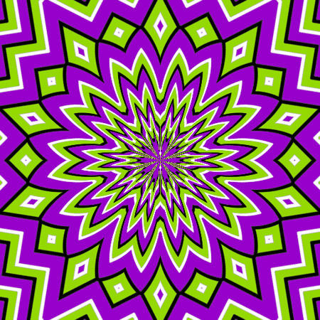 sea-sickness-purple-green-optical-illusions