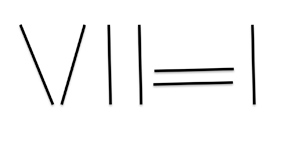 how to make equals not sign on mac