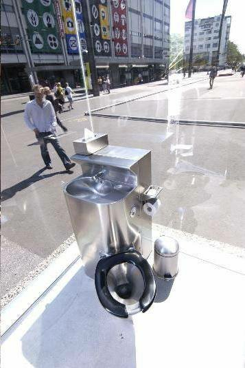 Vote Now Would You Use This Toilet Richard Wiseman