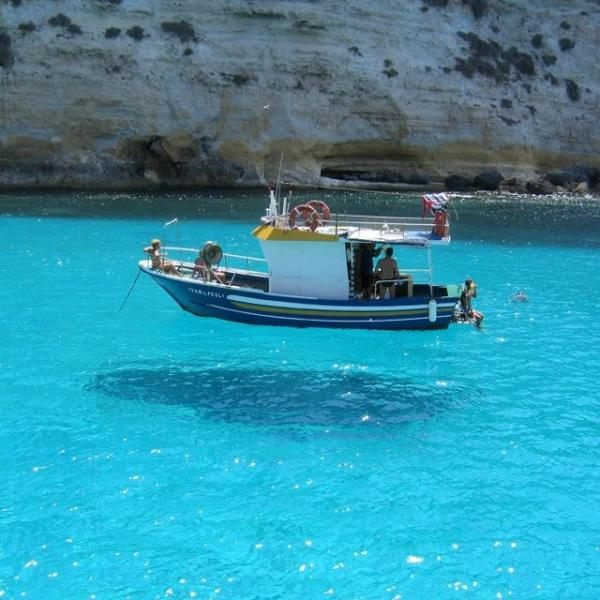Levitating Boat -  Beautiful View