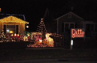 Best Christmas Lights Ever? « Richard Wiseman